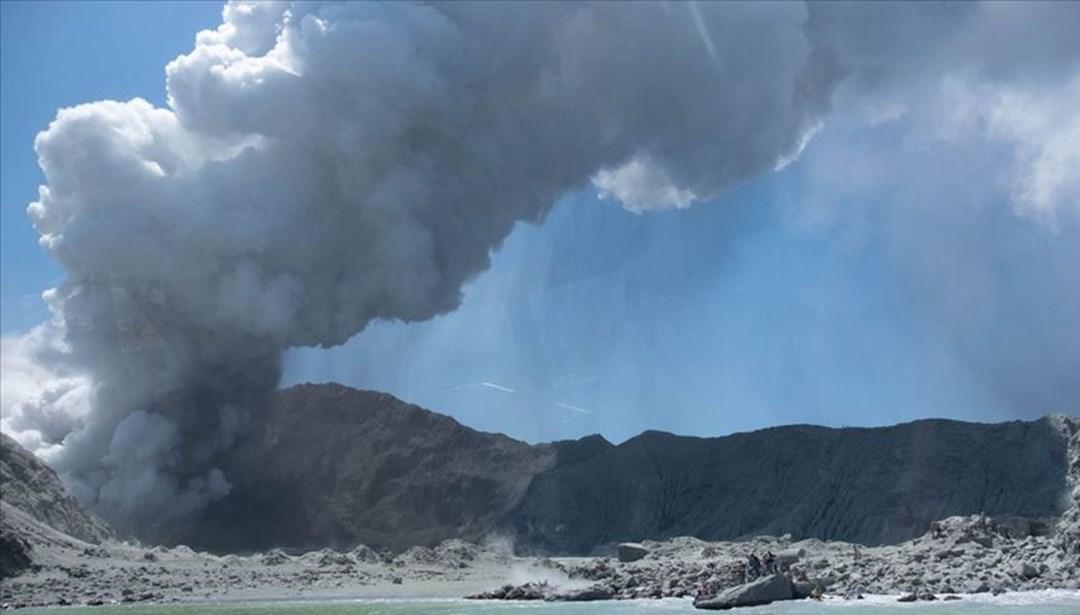 Yeni Zelanda'daki yanardağ patlamasında ölü sayısı 15'e çıktı