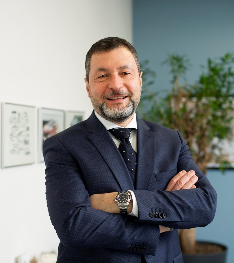 Doğuş Otomotiv CEO'su ve ODD Başkanı Ali Bilaloğlu