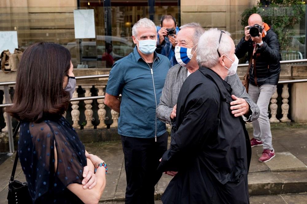Yönetmen Eugene Green maske takmayı reddedince San Sebatian Film Festivali'nden atıldı - 5