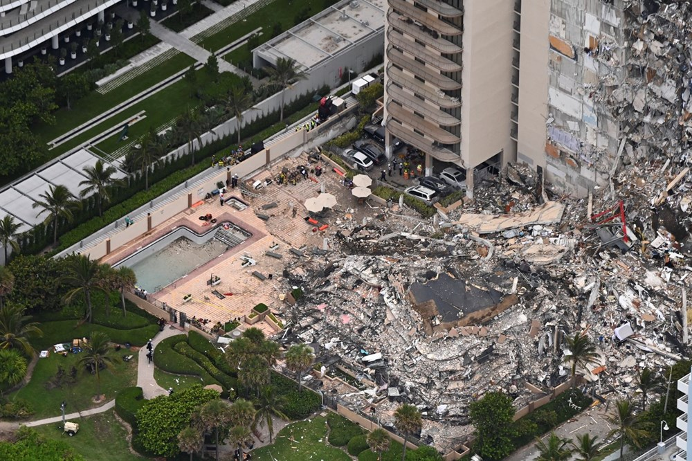 Building collapsed in the USA: Loss of life increased to 4, 159 people missing - 37