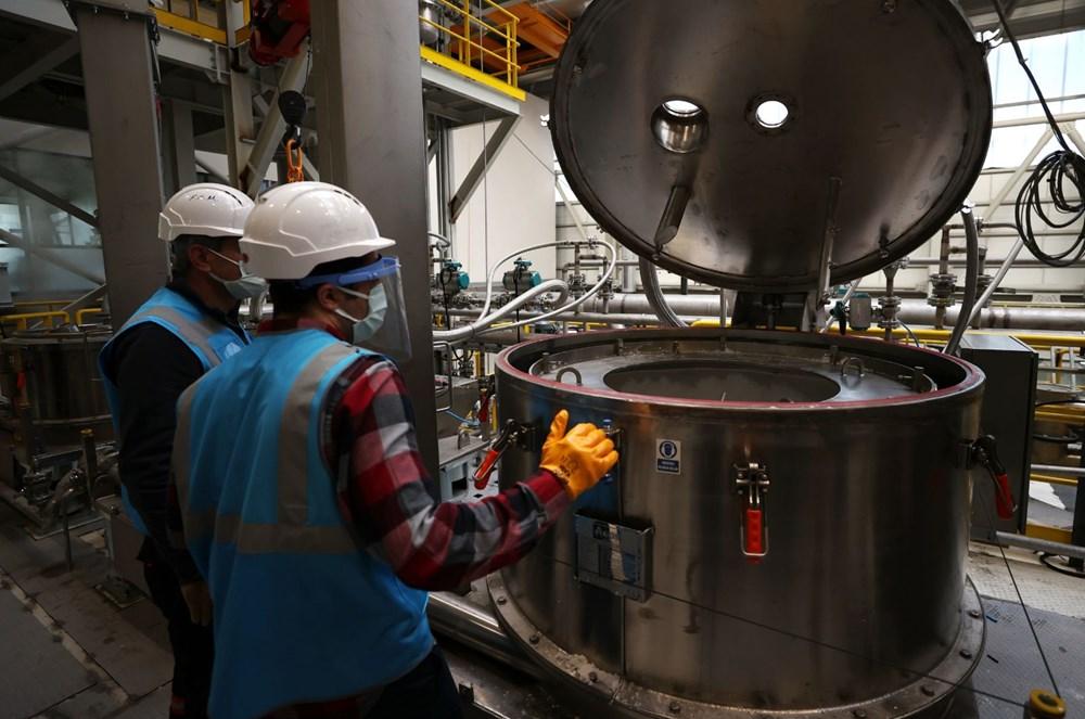 Türkiye'nin ilk lityum üretim tesisi resmen açıldı - 9