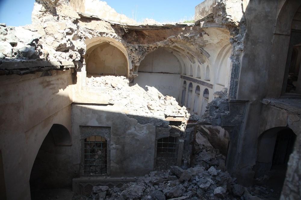 Tarihi Kerkük Kalesi yıkılmanın eşiğinde - 8