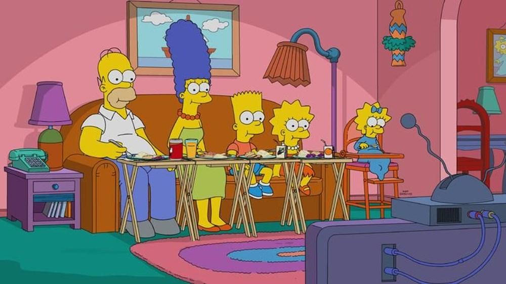 Simpsonlar (The Simpsons) dizisinde değişiklik - 3