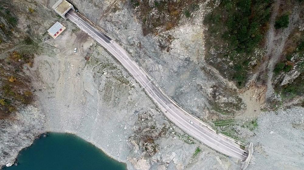 Yusufeli'nin yeni yerleşim yerine 40 tünelle ulaşılacak - 2