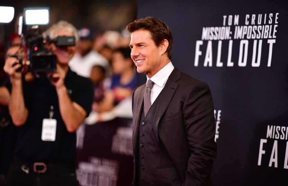 Tom Cruise Görevimiz Tehlike 7'nin çekimlerinde ekibi salgından korumak için devasa gemi kiraladı - 2
