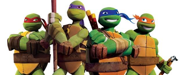 Ninja Kaplumbağalar çocuklarla Buluşuyor Ntv