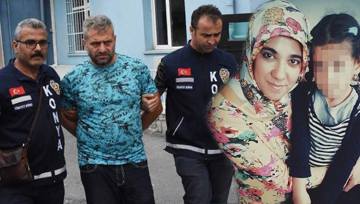 Konya'da eşini 46 yerinden bıçaklayarak öldüren kocaya 'tahrik ve iyi hal' indirimiyle 18 yıl hapis