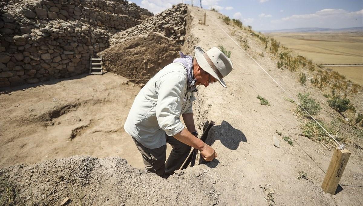 Japon Arkeolog Kimiyoshi Matsumura Türkiye'de insanlık tarihinin izini sürüyor