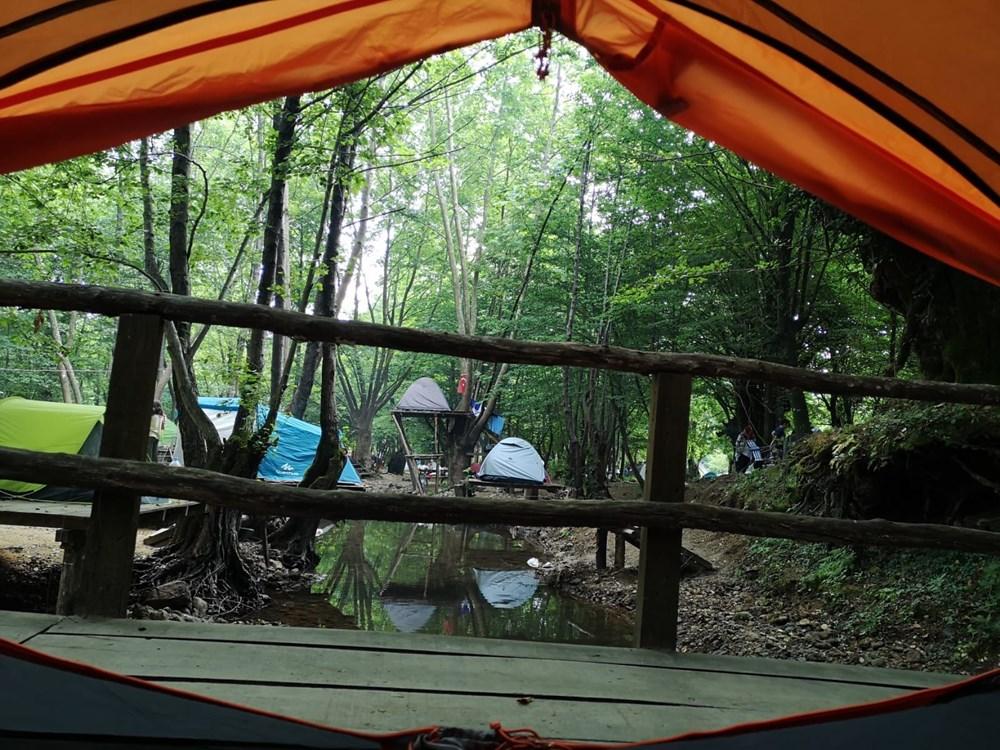 İstanbul çevresindeki en iyi kamp alanları - 27