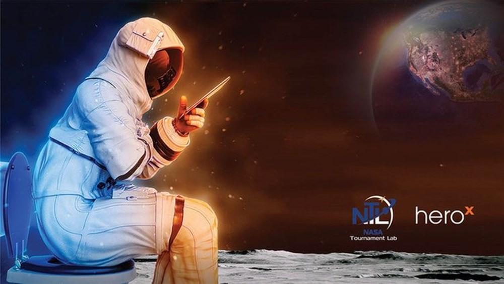NASA'dan 'uzay tuvaleti' yarışması (Kazanana 240 bin TL ödül verilecek) - 2