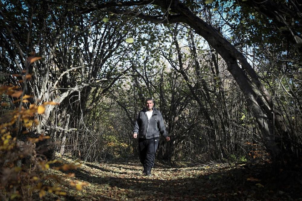 Uludağ'ın 'Robinson Crusoe'su 7 yıldır ormanda yaşıyor! Salgını böyle öğrenmiş - 2