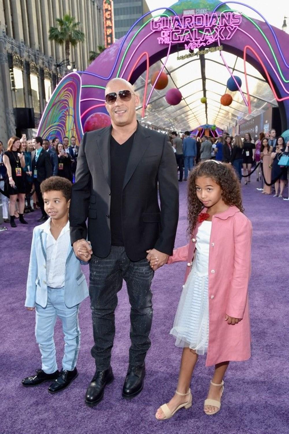 Vin Diesel'in oğlu Hızlı ve Öfkeli 9'da oynadı - 3