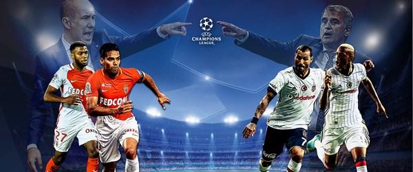 Monaco - Beşiktaş UEFA Şampiyonlar Ligi maçı saat kaçta, hangi kanalda canlı yayınlanacak?