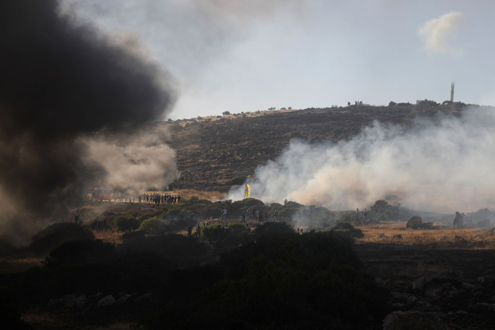 Israel's air strikes continue: loss of life increased to 147 - 12