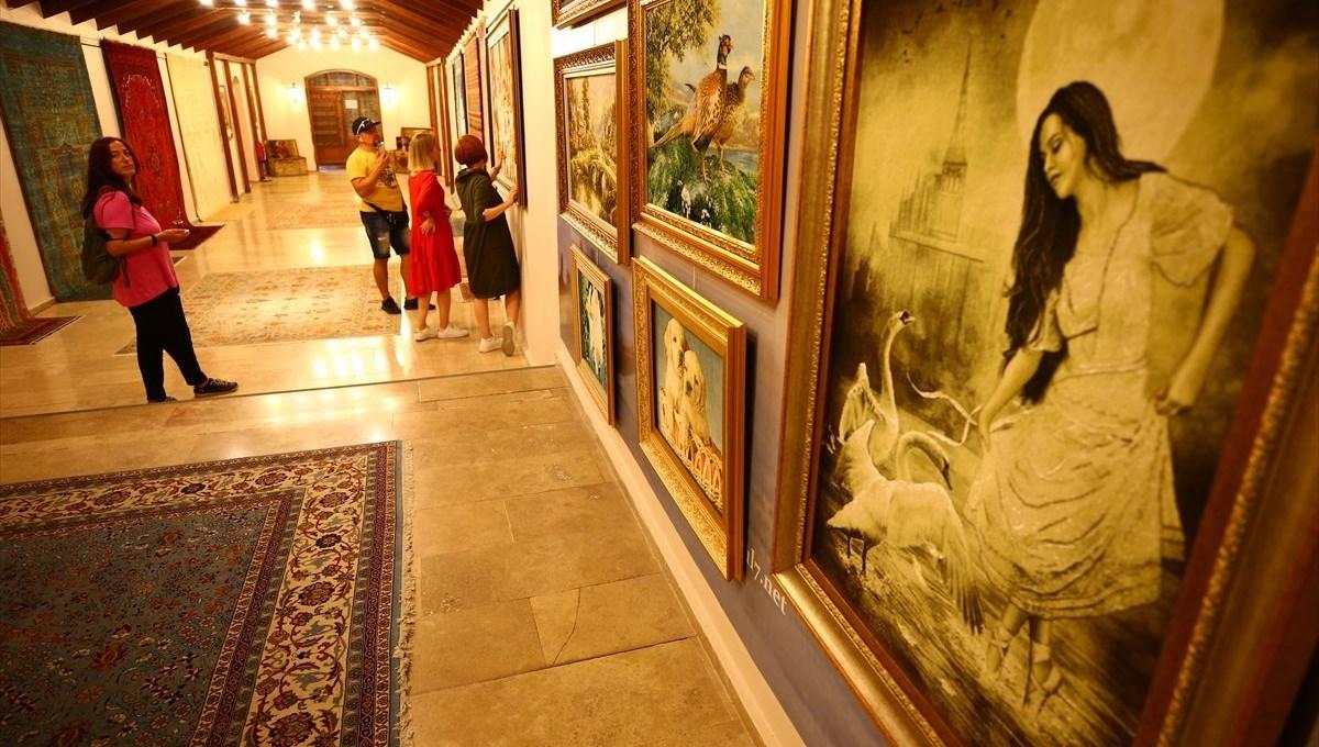 Kapadokya'nın canlı müzeleri: Halı mağazaları