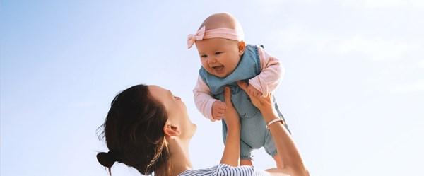 Bebekle iletişim anne karnında başlıyor