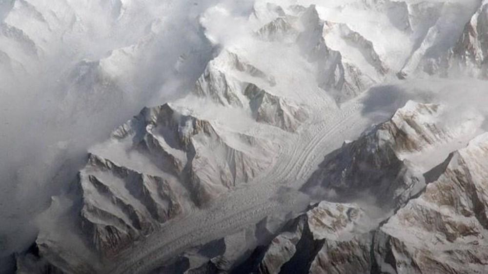 NASA Ankara'dan fotoğraf paylaştı (Astronotların gözünden gezegenimiz) - 13