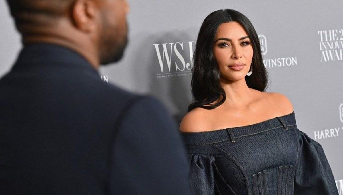 Kim Kardashian yatak odası kasedi hakkında konuştu
