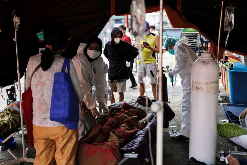 Covid-19 salgınının merkezi Endonezya'ya kaydı: Yeni vakaların sayısı Brezilya ve Hindistan'ı geçti - 1