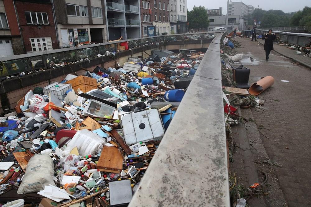 Belçika'daki sellerde ölü sayısı 12'ye yükseldi - 4