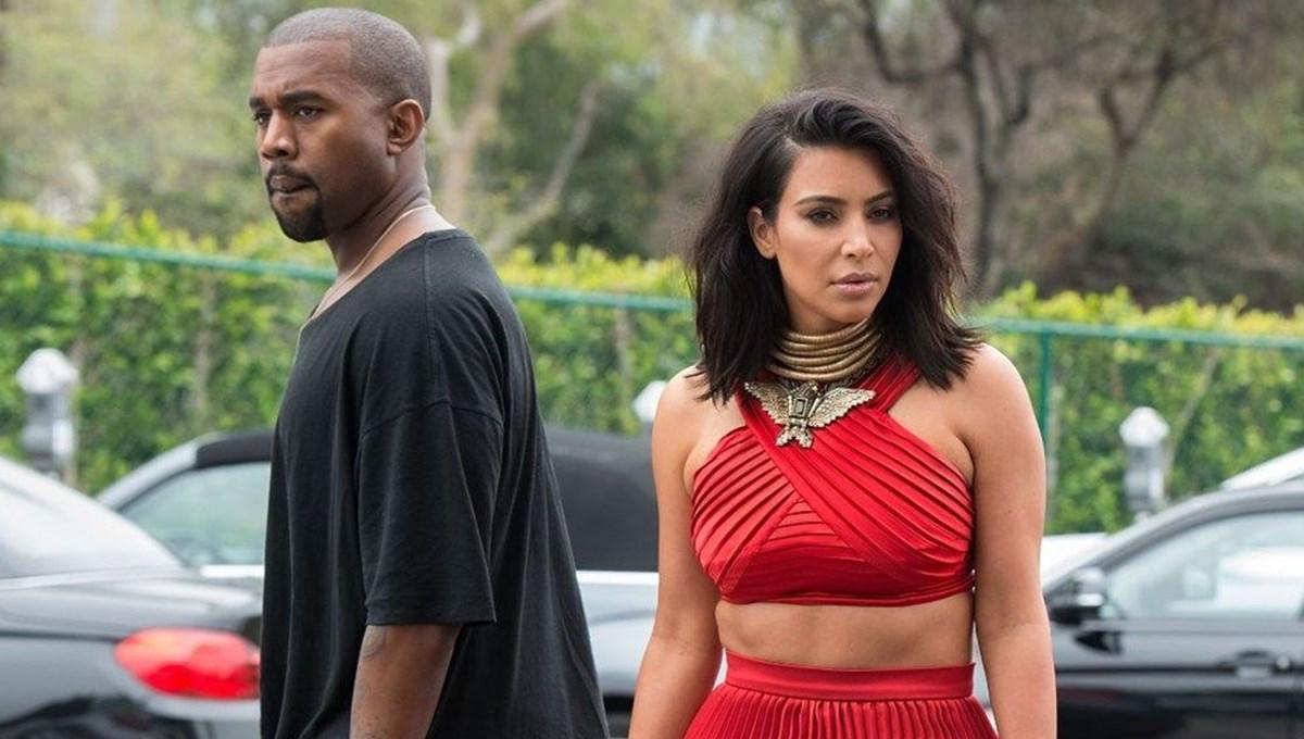Kim Kardashian ile Kanye West'ten büyük boşanma anlaşması