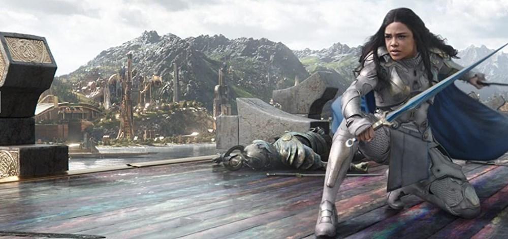 Tessa Thompson:Thor: Love and Thunder'da yeni Marvel karakterleri olacak - 6