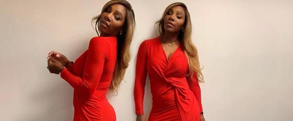 Serena Williams'tan kadınlara 'Bedensiz' elbise