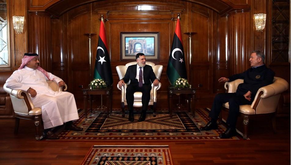 Libya'da önemli toplantı