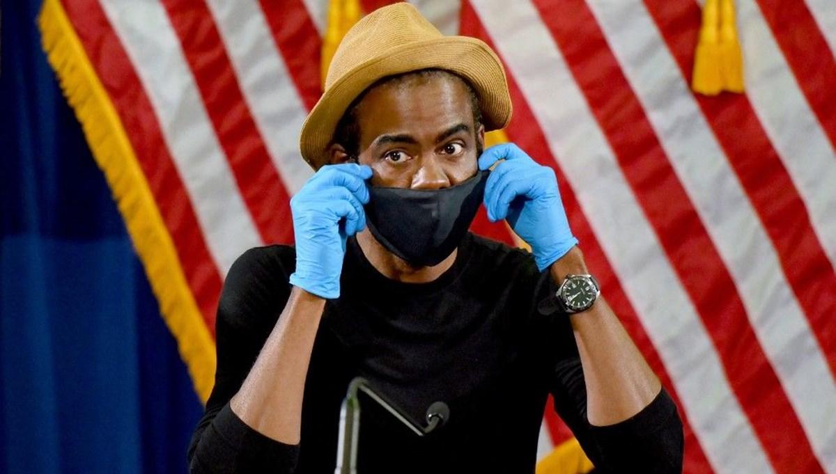 Oyuncu Chris Rock, corona virüse yakalandı