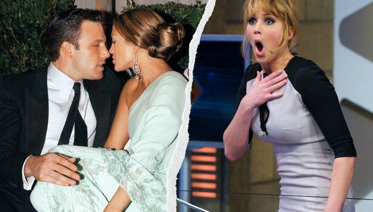 Eski nişanlılar Jennifer Lopez ve Ben Affleck'in yakınlaşmasına Jennifer Lawrence'tan yorum: Çok heyecanlıyım