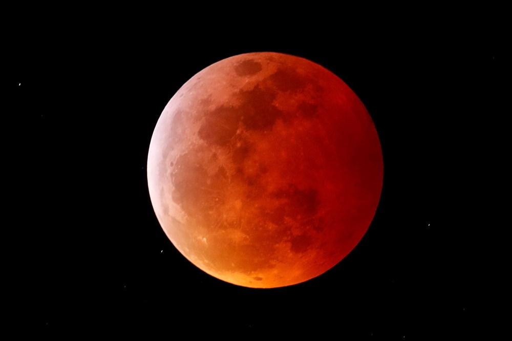 İki olay bir anda yaşanacak: Süper Çiçek Kanlı Ay ne zaman? - 9