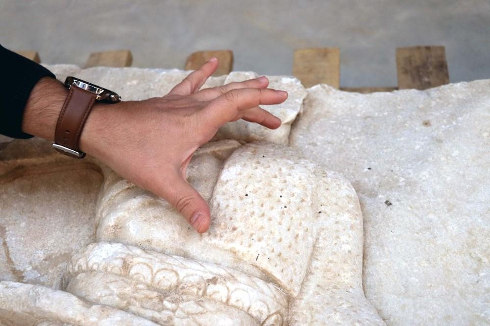 2 bin yıllık gladyatör rölyefinin sırrı çözüldü - 4