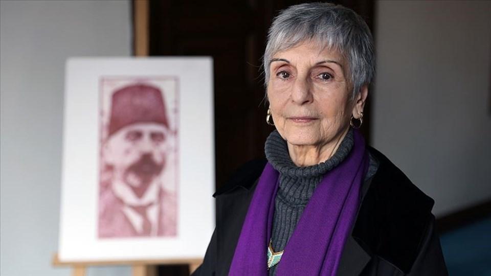 Mehmet Akif Ersoy'un torunu Selma Ersoy Argon