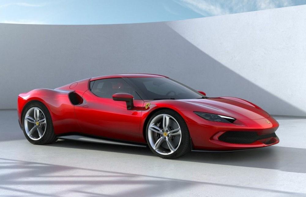 830 beygirlik hibrit Ferrari 296 GTB tanıtıldı - 1