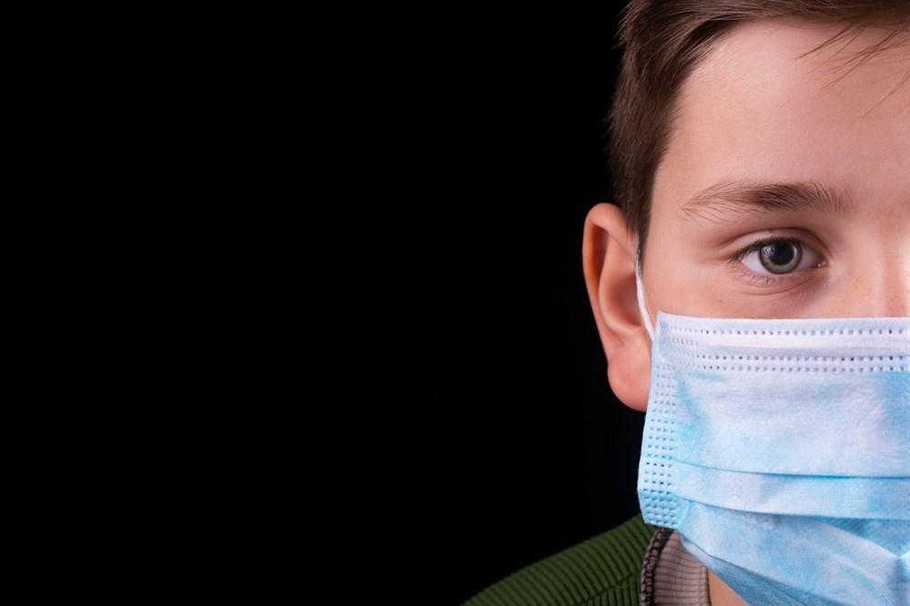 Corona virüse yakalanan her 10 çocuktan biri uzun Covid'den muzdarip - 8