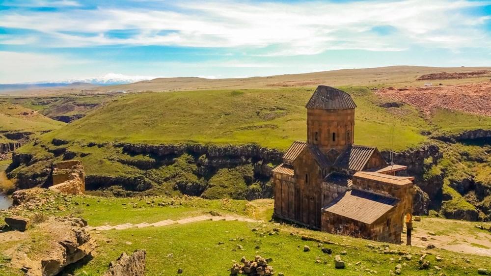 Türkiye'den UNESCO Dünya Kültür Miras Listesi'ne giren 19 eser - 18
