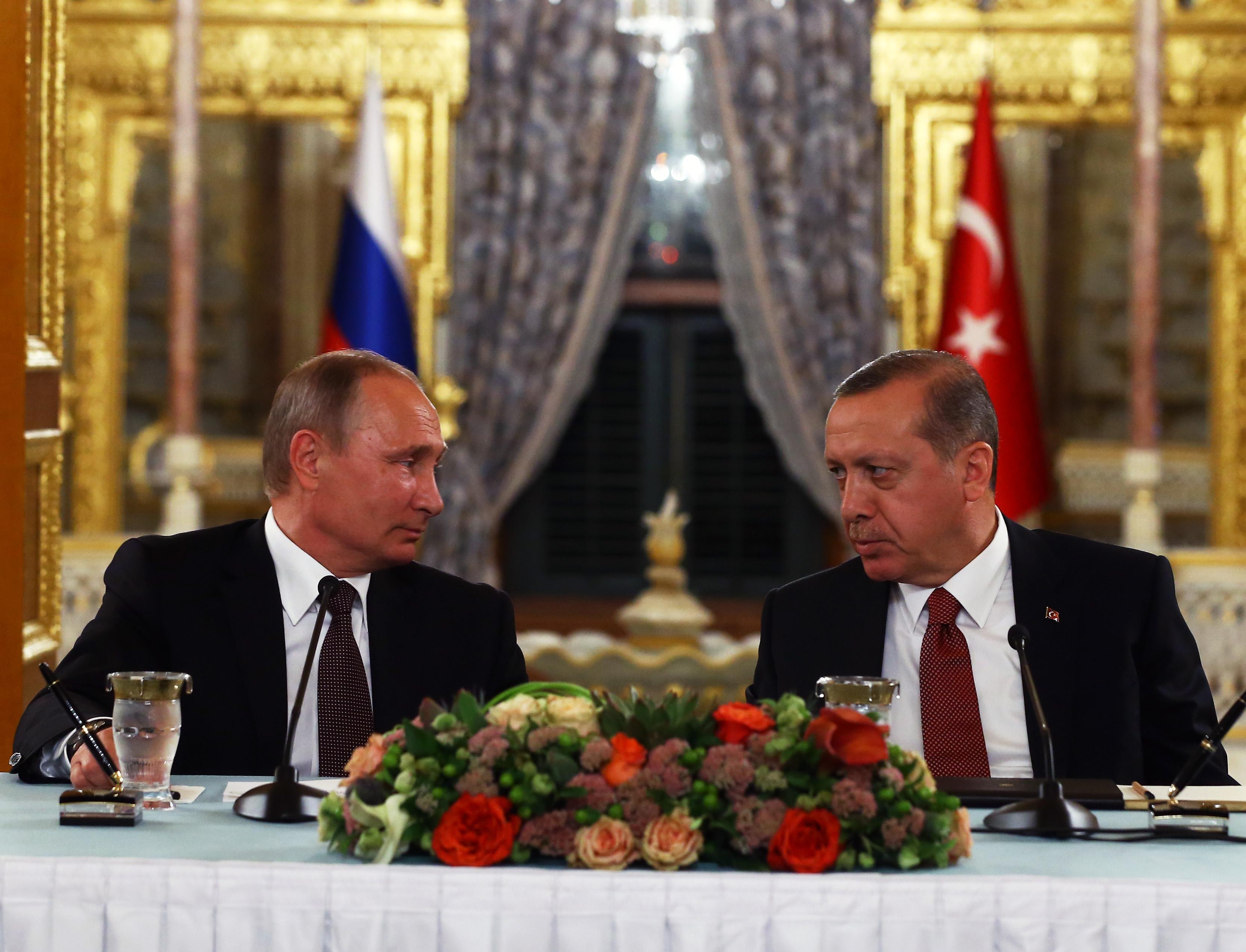 Putin, Türk Akımı için İstanbul'a geliyor 36