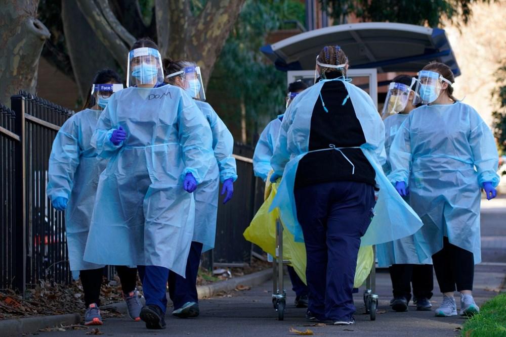 Corona virüste son durum: ABD salgının merkezi olmaya devam ediyor - 6