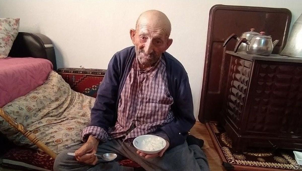 105 yaşında Covid-19'u yendi, yoğurt ve bal tavsiyesinde bulundu
