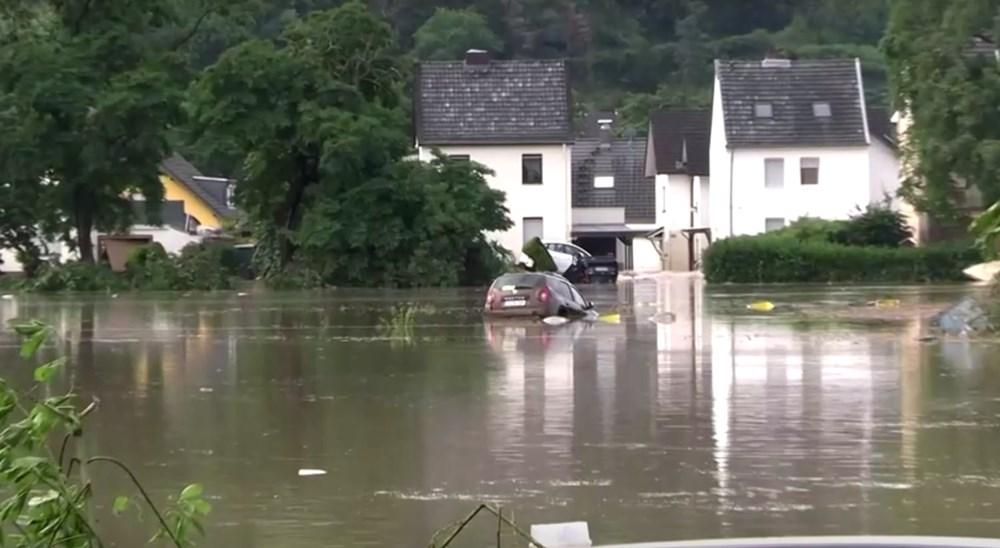 Almanya'da sel: 33 kişi hayatını kaybetti - 14
