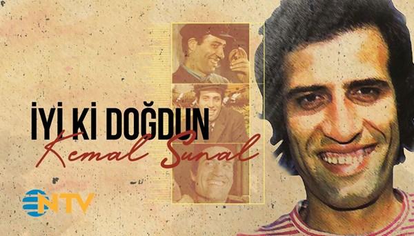 İyi ki doğdun Kemal Sunal!