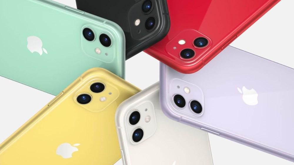 2020'nin en çok satan akıllı telefonları belli oldu - 10