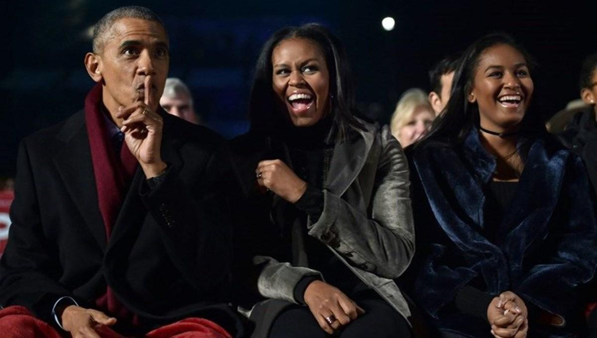 Obama'dan gençlere ve kızlarına: Tetikte olmalı ve çok çalışmalıyız