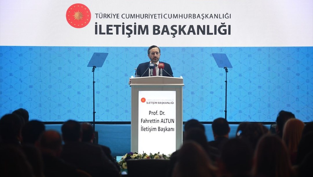 İletişim Başkanı Fahrettin Altun'dan dezenformasyon uyarısı