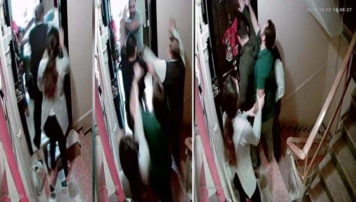 Bakırköy'de komşularını darbettiği gerekçesiyle 3 kişi gözaltına alındı