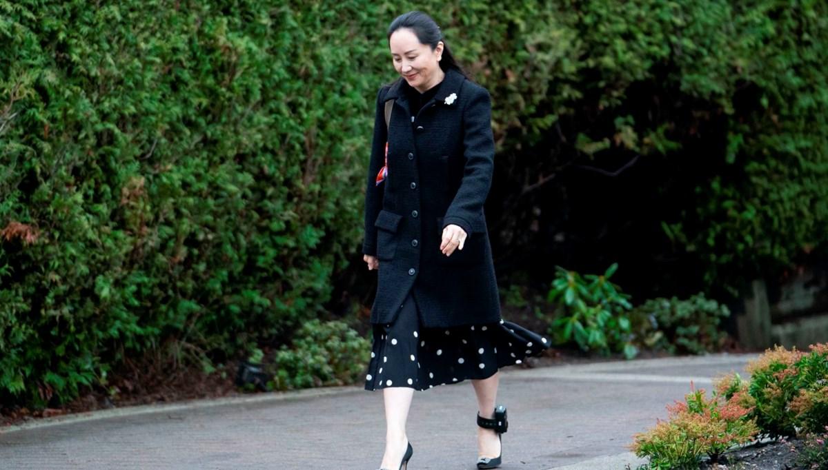 Huawei yöneticisi Mıng Vancou ile ABD'nin anlaşmaya vardığı bildirildi