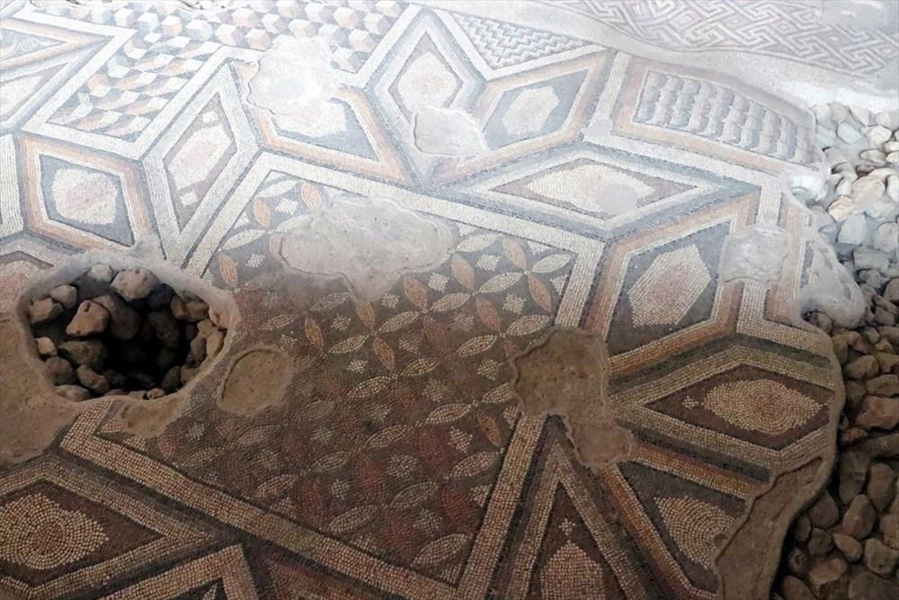 Hatay'da beş dönemin izlerini taşıyan Necmi Asfuroğlu Arkeoloji Müzesi ziyaretçilerini zaman yolculuğuna çıkarıyor - 5