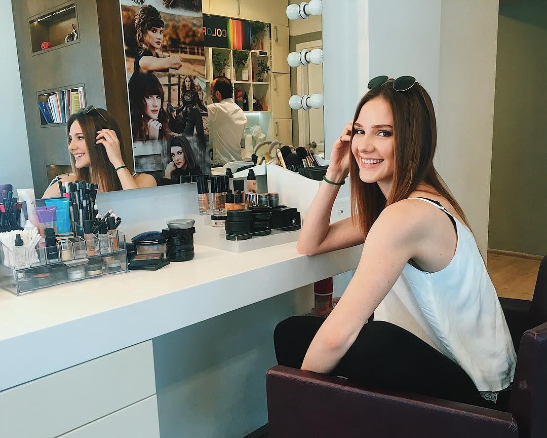 Alina Bozun başrol heyecanı