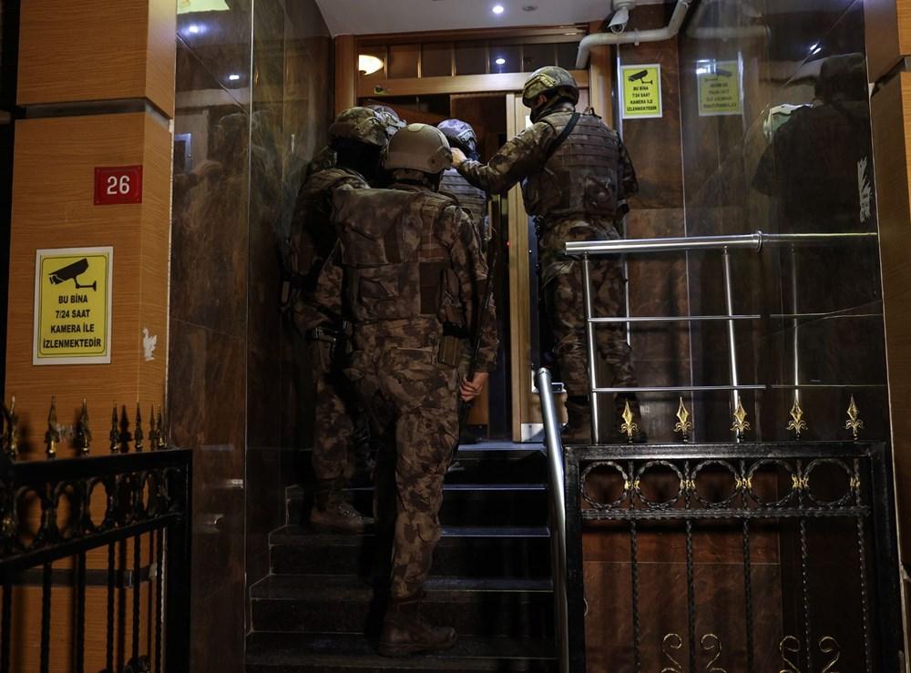 SON DAKİKA HABERİ: Sedat Peker'in de aralarında bulunduğu 63 kişiye 'organize suç örgütü' operasyonu - 14