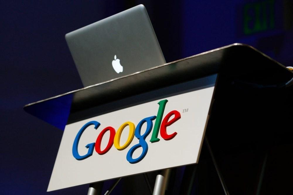 Apple Google'a rakip oluyor - 1